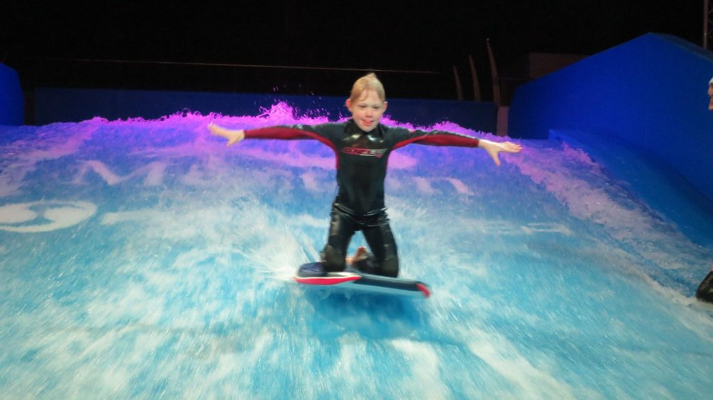 Flowrider Healing Waves Ocean Therapy